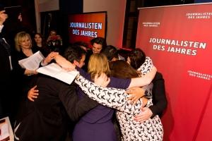 Journalisten des Jahres 2014